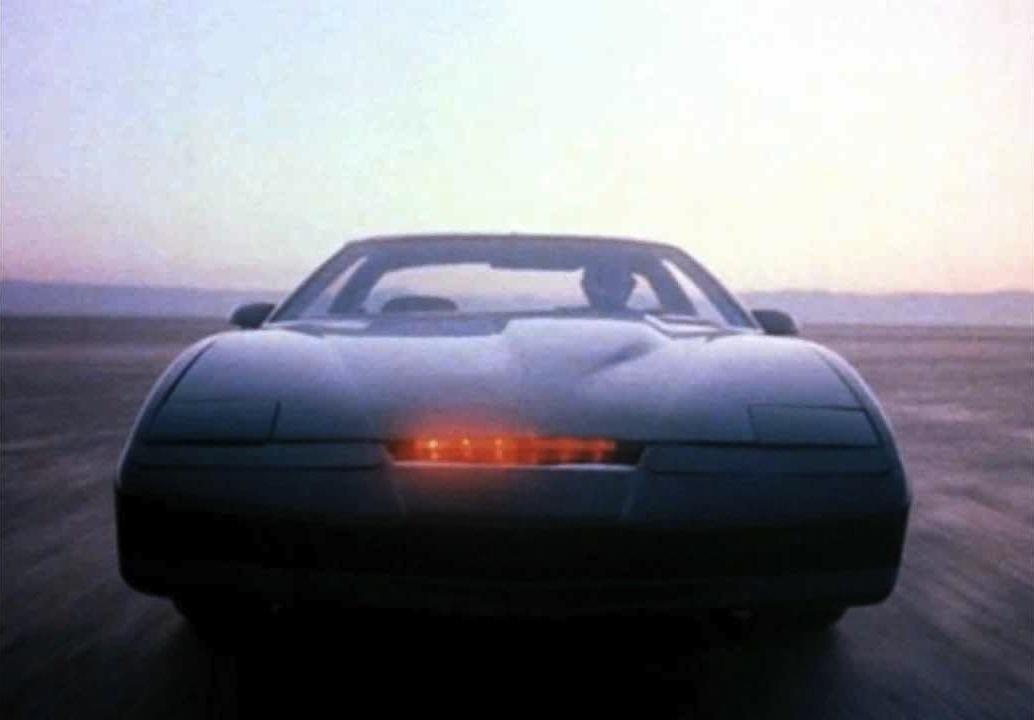 2. Knight Rider