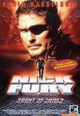 Nick Fury Hasselhoff