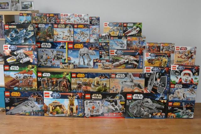 Sebastien Pex Star Wars LEGO