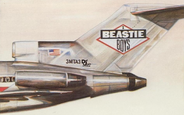Licensed To Ill Beastie Boys