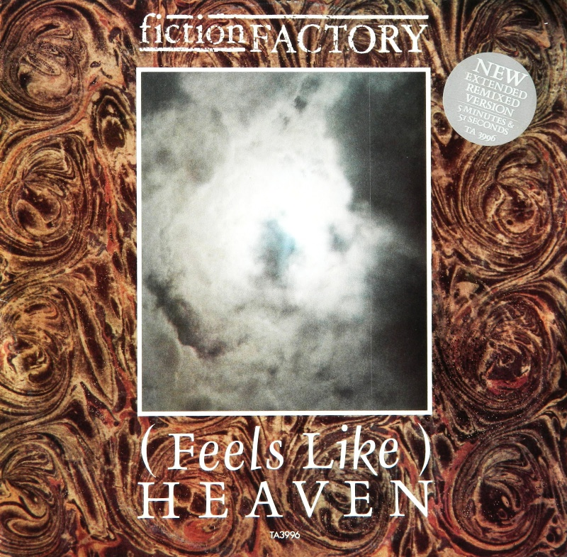 Fiction Factory Hemel plaat single Heaven