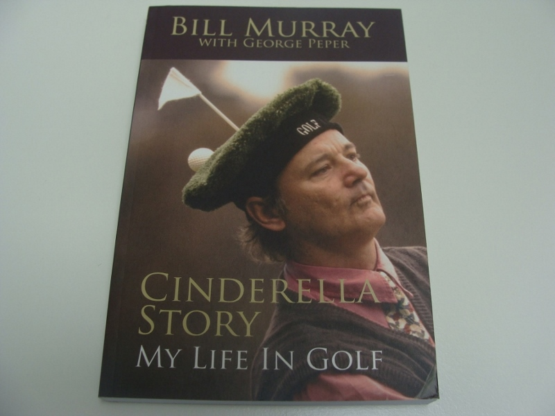 Haul Boekenfestijn 2016 Bill Murray