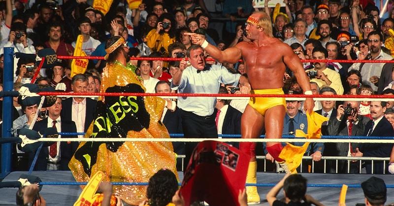 Hulk Hogan Randy Savage