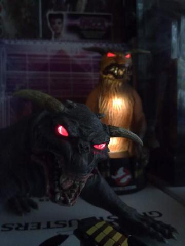 Ghostbusters terror Dogs