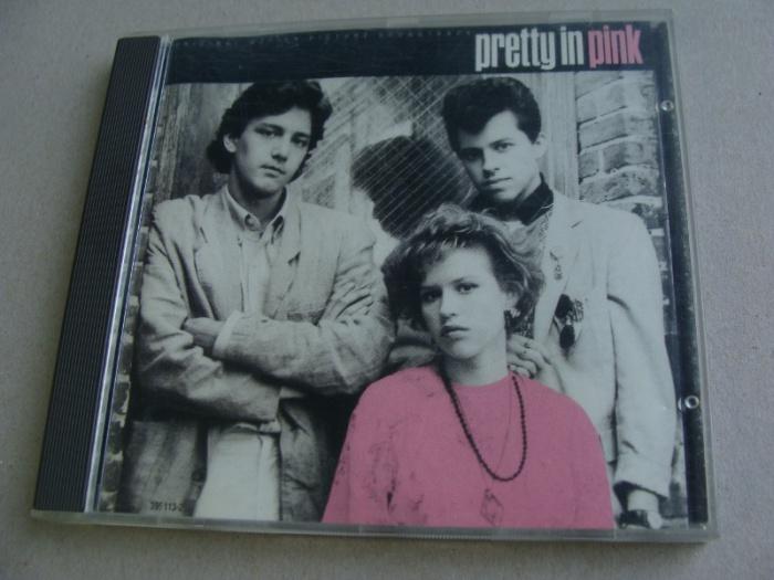 Pretty In Pink Molly Ringwald