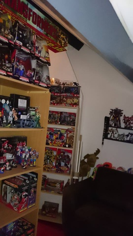 Transformers Shelfporn Collectors