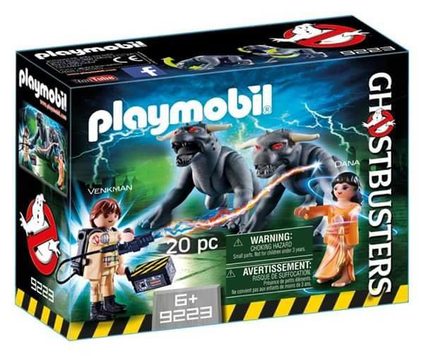 Playmobil Ghostbusters Terror Dogs