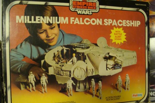 Valentijn Millenium Falcon