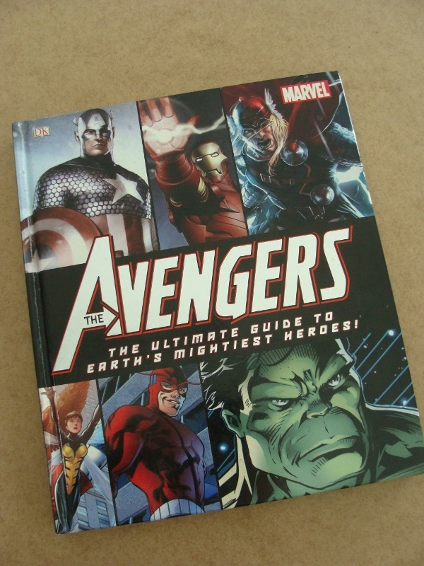 Ultimate Guide Avengers 80sgeek