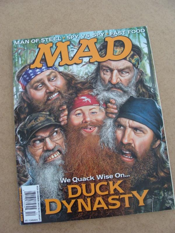 Mad Magazine Colour New