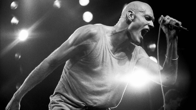 Peter Garrett Midnight Oil