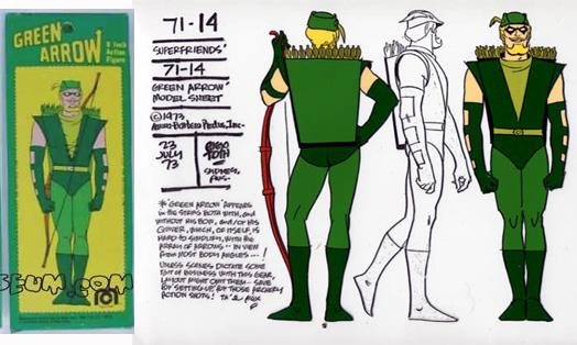 Green Arrow Oliver Queen