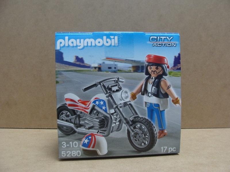 Americana Playmobil