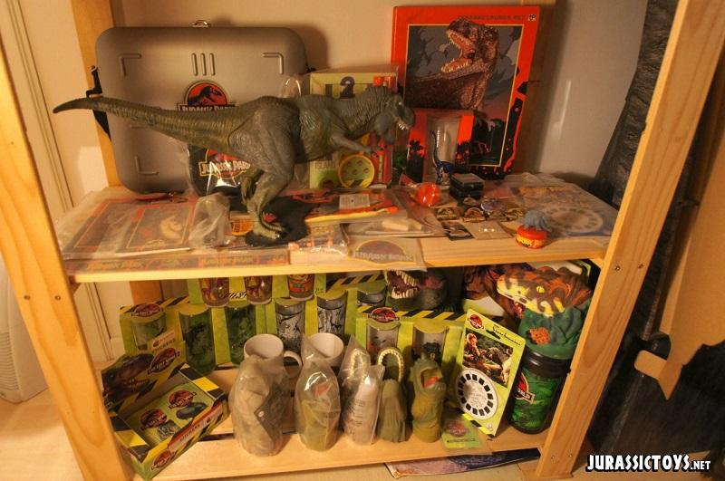 Jurassic Park Mancave Uit De Kast 80s Geek