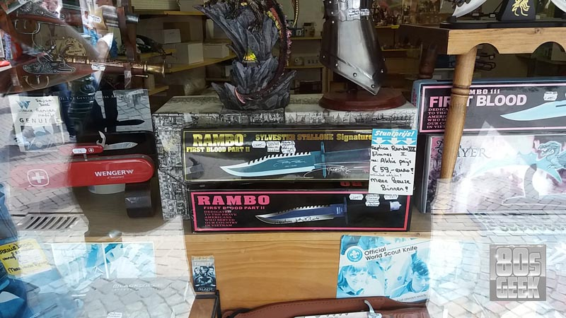 Sluis Rambo mes