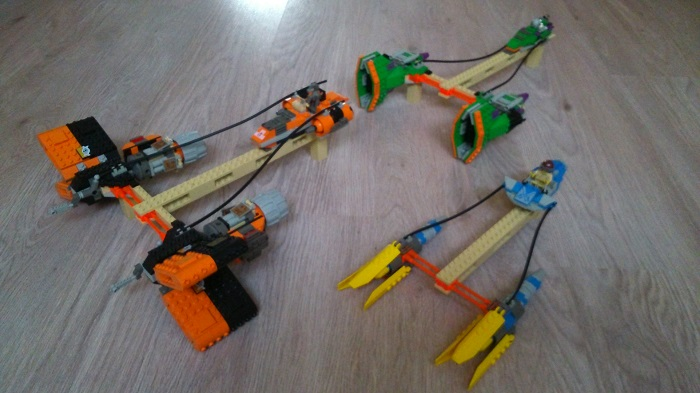 LEGO Podracers Star Wars