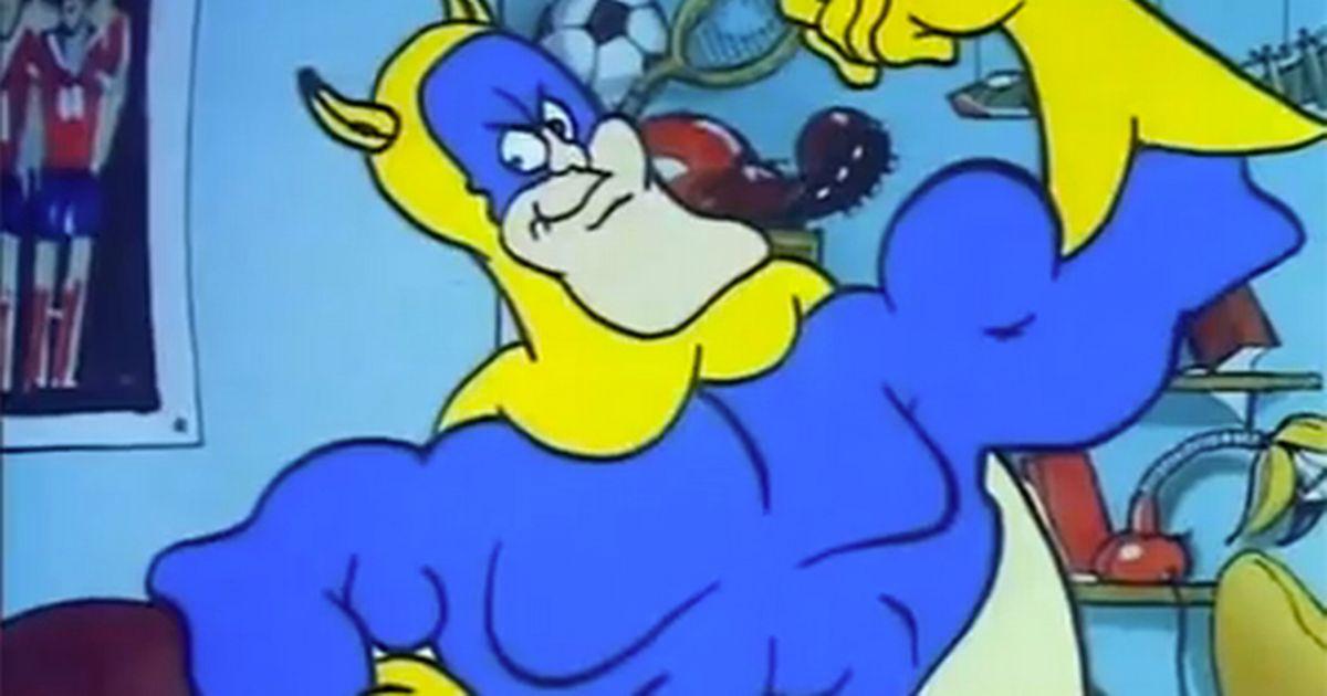 Bananaman 80
