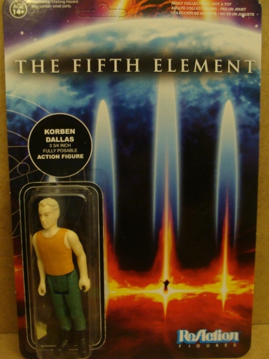Funko ReAction The Fifth Element
