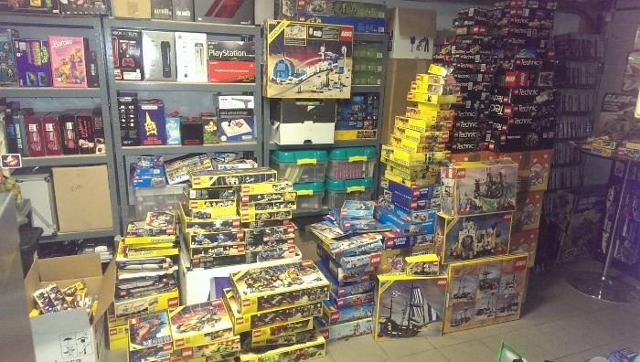massive LEGO haul