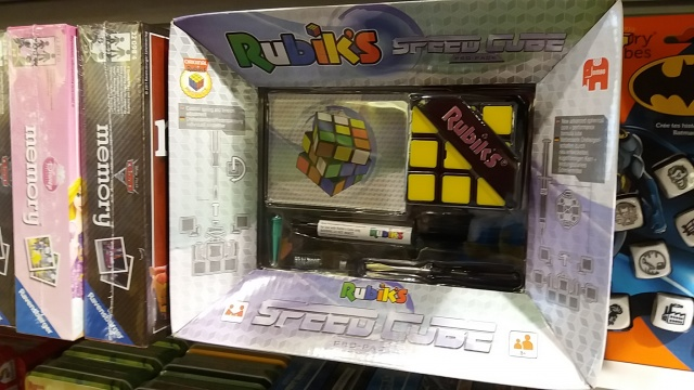 80s Rubik's Cube