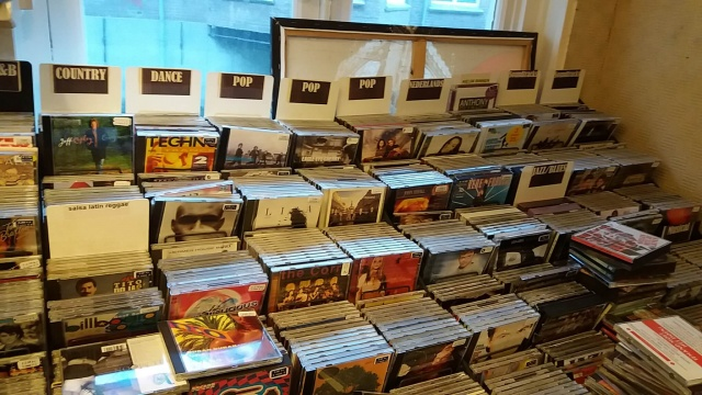 Dordrecht 363 cd platen dvd