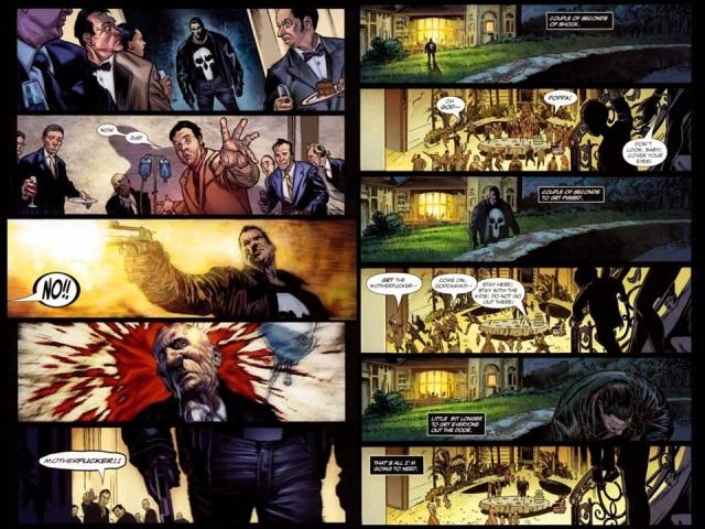 Punisher Frank Castle Netflix