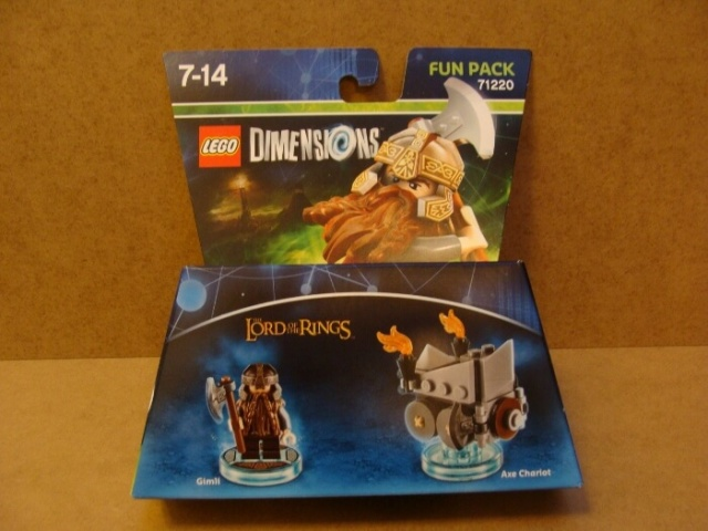 LEGO Dimensions Gimli Lord Of The Rings