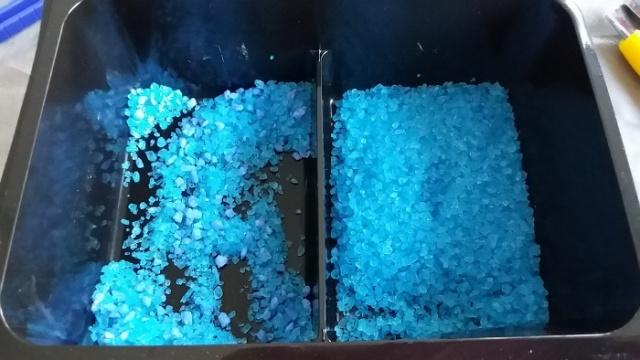 Playmobil diorama water aqua rivier