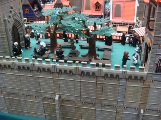 Belegering Playmobil Balen 2018