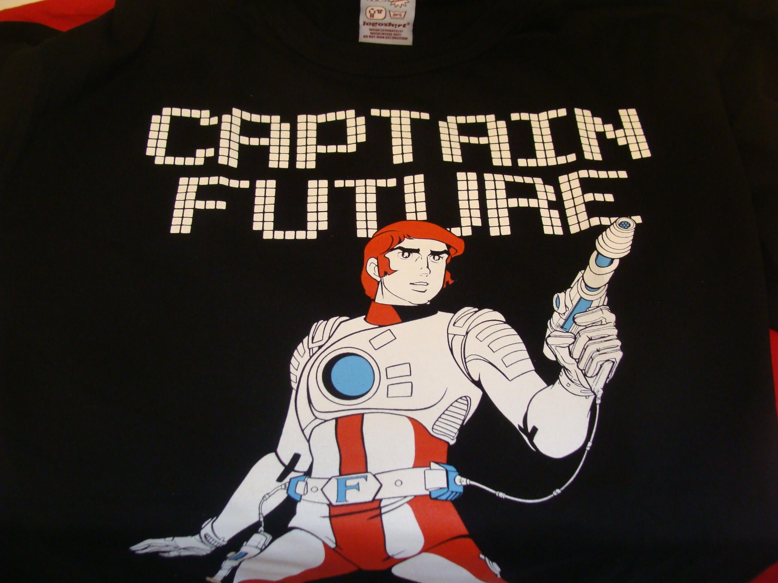 Captain Future Flam Club Dorothee
