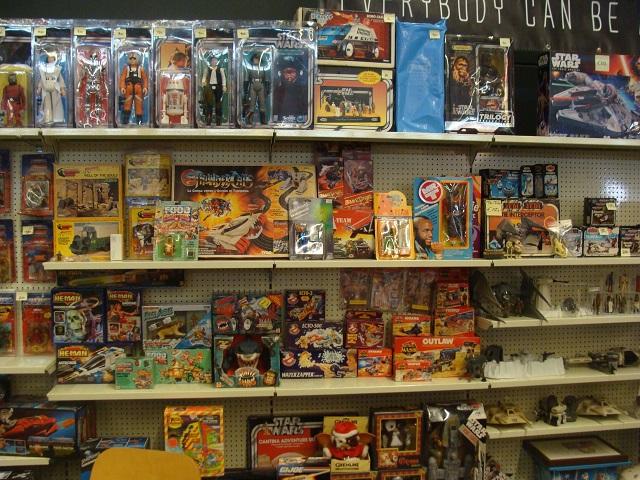 80ies merchandise