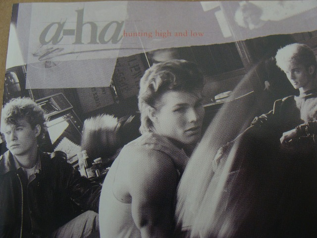 a-ha Hunting High And Low muziek
