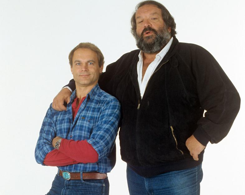 Bud Spencer Terrence Hill Vier vuisten