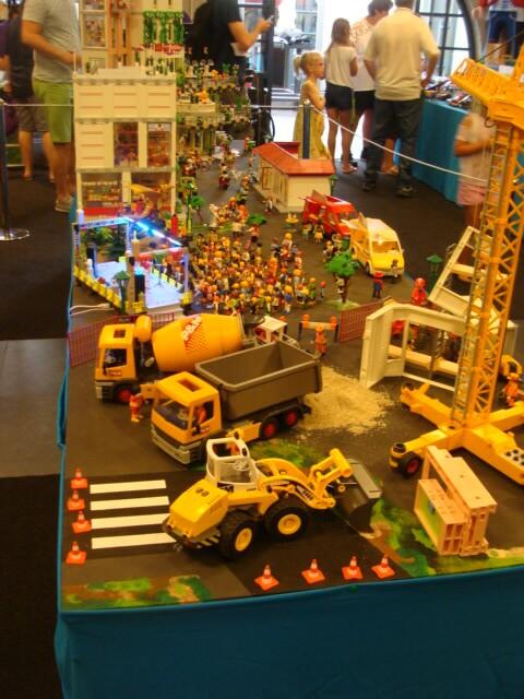 Playmobil Beurs Gilze Tilburg 2018