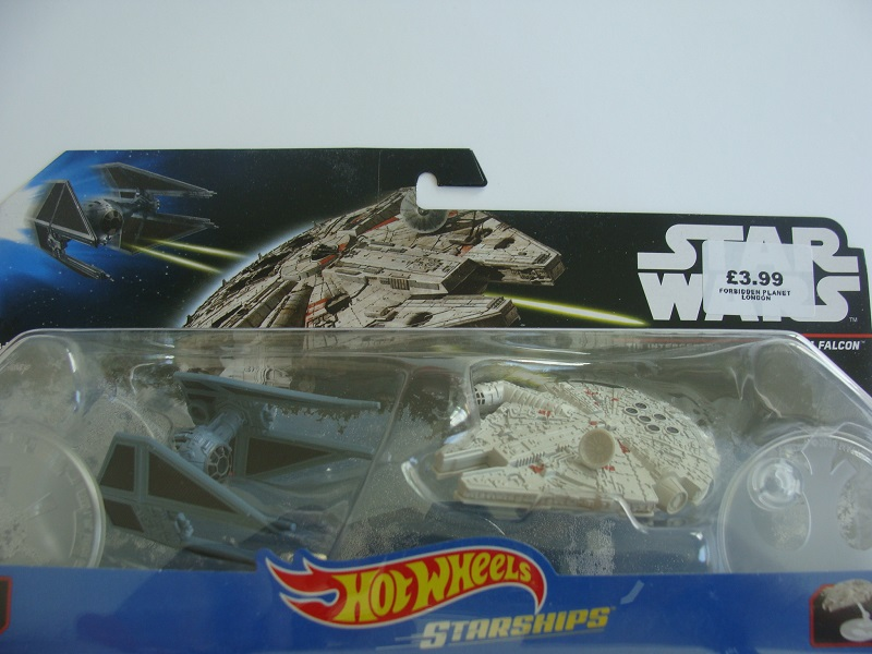 Hotwheels Star Wars