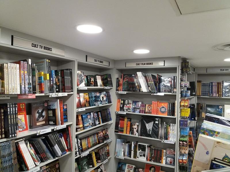 Forbidden Planet London Books books everywhere