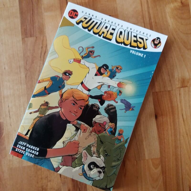 Future Quest Hanna Barbera