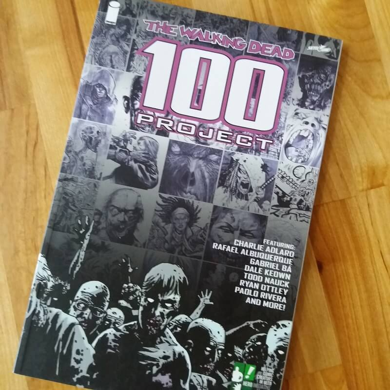The Walking Dead 100 project
