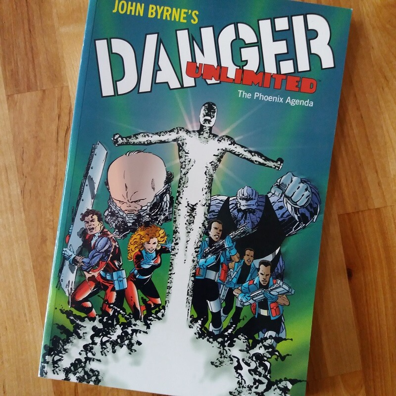 John Byrne Danger Unlimited