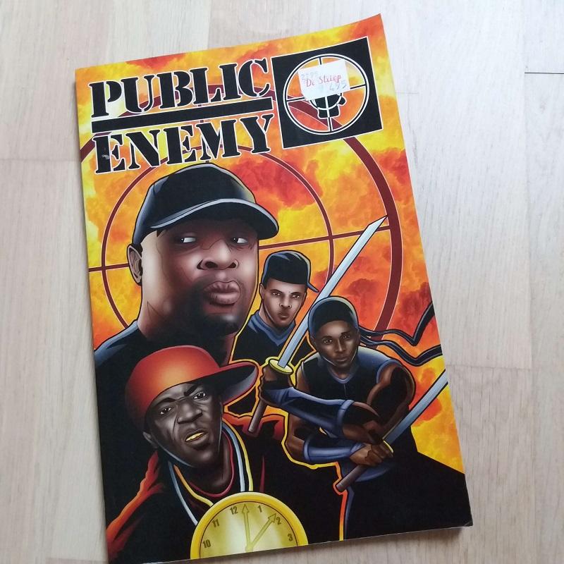 Haul kerst 2019 Public Enemy