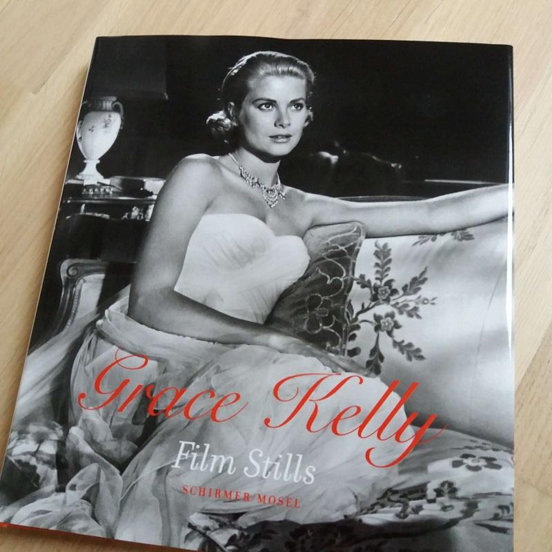 Haul Kerst boek Grace Kelly