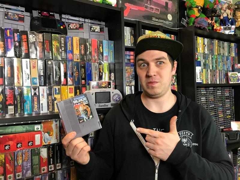Ed's Retro Geek Out Shelfporn