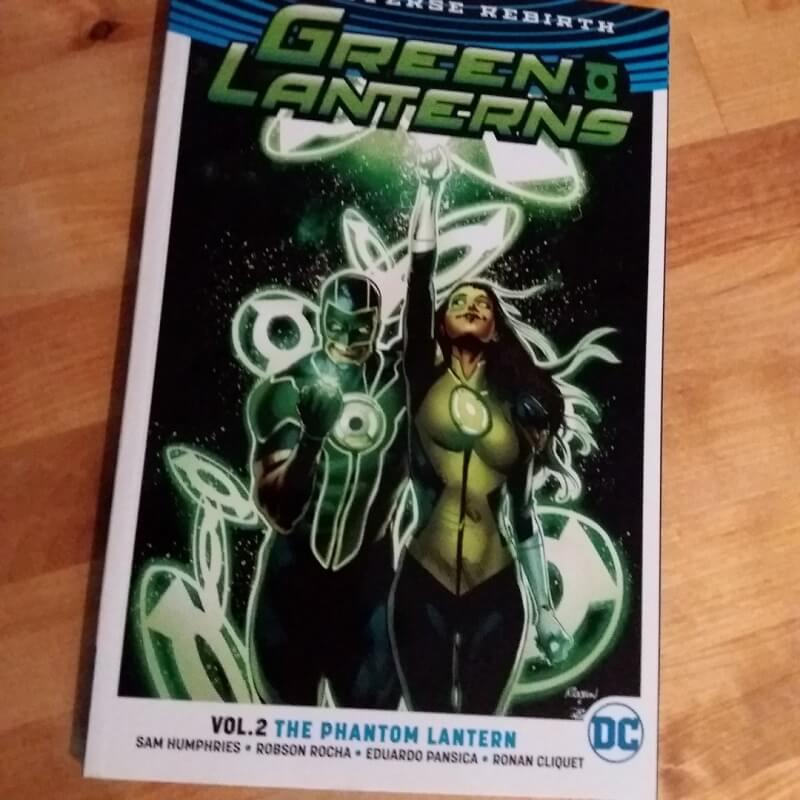 Green Lantern DC Rebirth