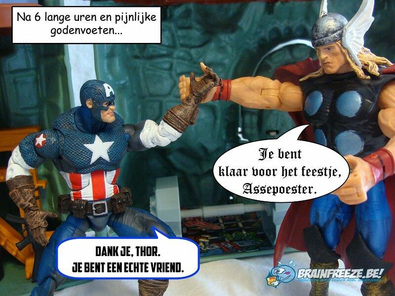 Figuurlijk Gesproken Avengers Zomerfeest