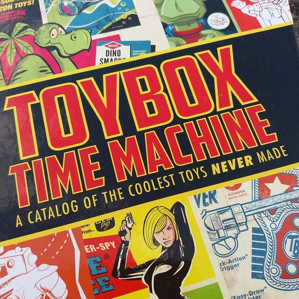 Toybox Time Machine Marty Baumann