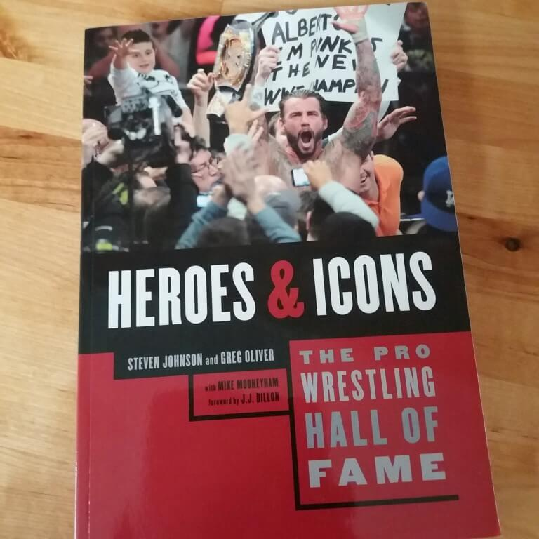 Heroes & Icons Pro Wrestling Hall Of fame