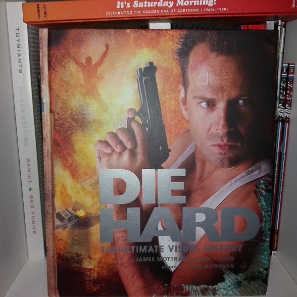 Die Hard Art Book