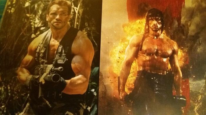 Schwarzenegger Stallone