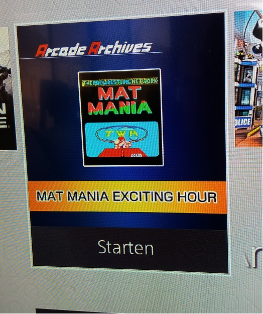 Mat Mania Exciting Hour