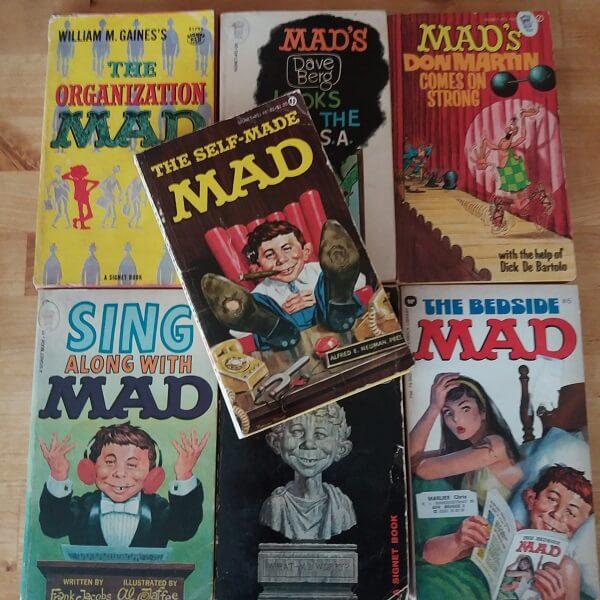 MAD Magazine paperbacks
